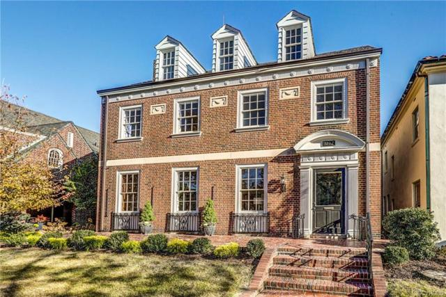 3202 Monument Avenue, Richmond, VA 23221 (#1838700) :: Abbitt Realty Co.