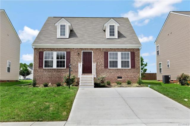 2836 Elkridge Circle #10, Richmond, VA 23223 (#1838730) :: Abbitt Realty Co.