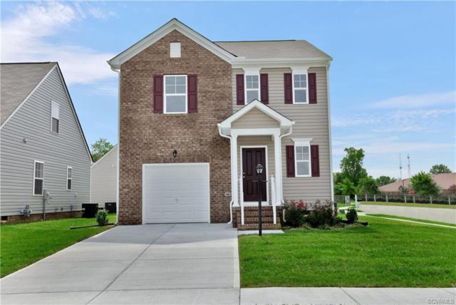 2864 Elkridge Circle #17, Richmond, VA 23223 (MLS #1838737) :: Small & Associates