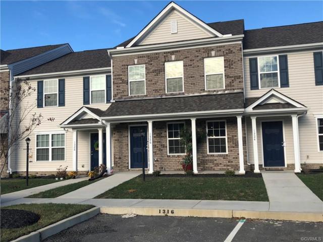 1326 Stone Ridge Park Loop, Henrico, VA 23228 (MLS #1838748) :: EXIT First Realty