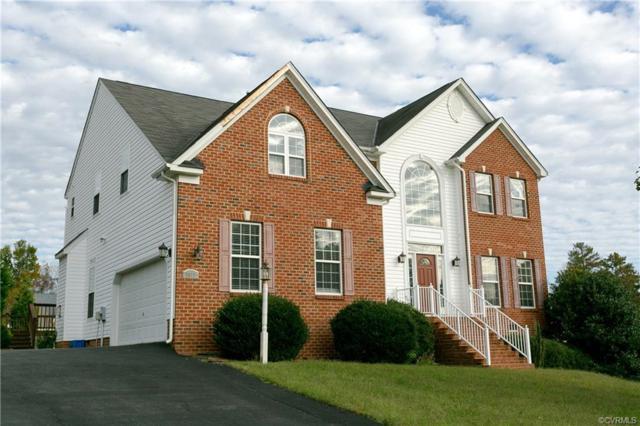7812 Point Hollow Dr, Richmond, VA 23227 (MLS #1838756) :: Small & Associates