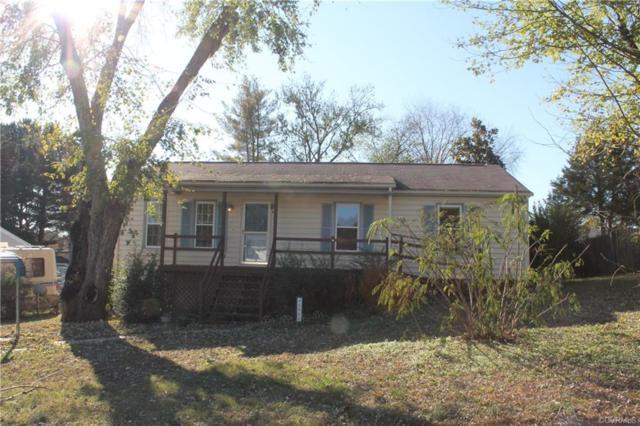 8906 Leafycreek Drive, North Chesterfield, VA 23237 (#1838826) :: Abbitt Realty Co.