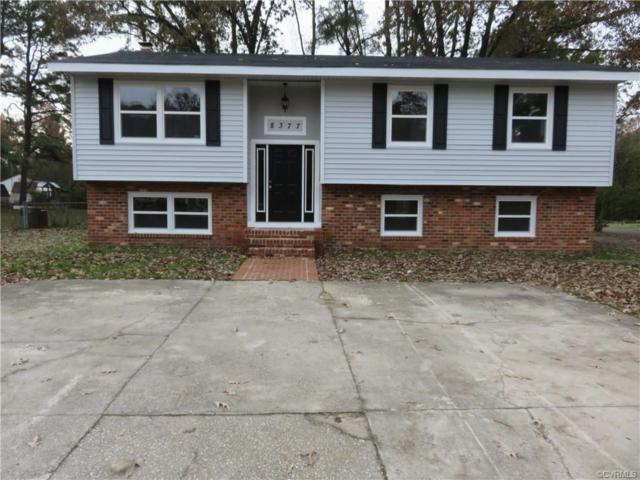 8377 Colmar Drive, Mechanicsville, VA 23116 (#1838852) :: Abbitt Realty Co.