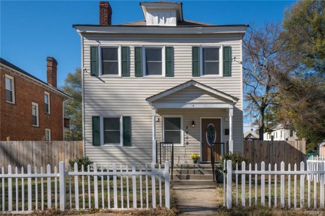 2818 4th Avenue, Richmond, VA 23222 (#1838888) :: Abbitt Realty Co.