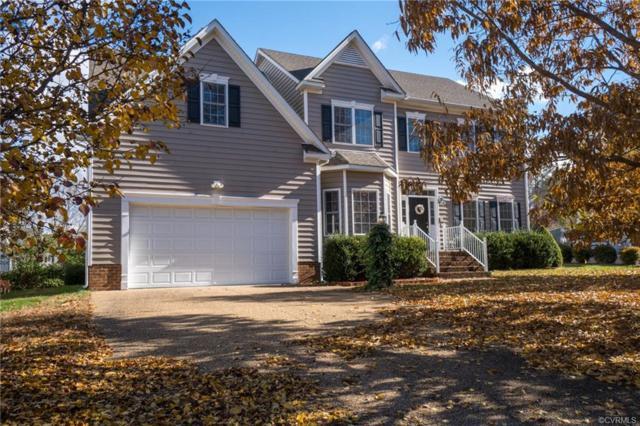 9006 Brevet Lane, Mechanicsville, VA 23116 (MLS #1838891) :: Small & Associates