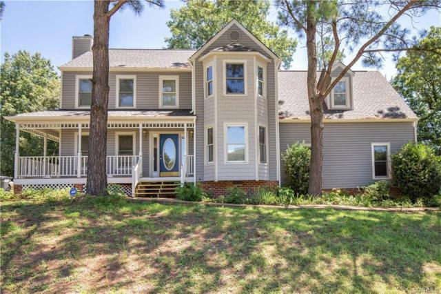 5400 Koufax Drive, North Chesterfield, VA 23234 (MLS #1838938) :: EXIT First Realty