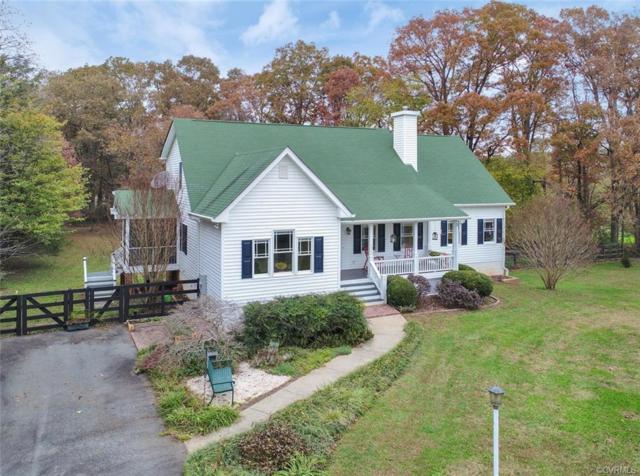 2550 Pony Farm Road, Maidens, VA 23102 (MLS #1838942) :: Chantel Ray Real Estate
