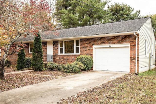 524 North Avenue, Hopewell, VA 23860 (#1838946) :: Abbitt Realty Co.