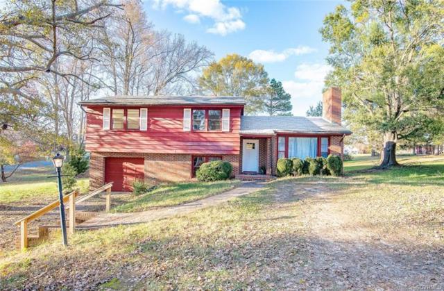 8134 Signal Hill Road, Mechanicsville, VA 23111 (MLS #1838964) :: Small & Associates