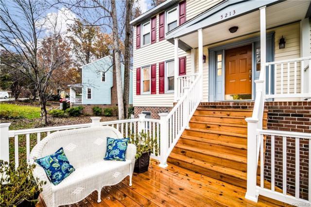 5213 Fairlake Lane, Glen Allen, VA 23060 (MLS #1838971) :: Small & Associates