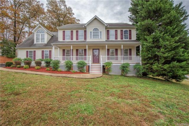 5319 Beaver Spring Road, Midlothian, VA 23112 (MLS #1839023) :: Chantel Ray Real Estate