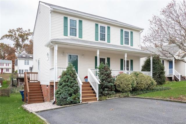13713 Village Ridge Drive, Midlothian, VA 23114 (MLS #1839032) :: Chantel Ray Real Estate