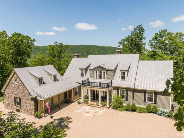 169 Old Camp Lane, Hot Springs, VA 24445 (MLS #1839090) :: RE/MAX Action Real Estate