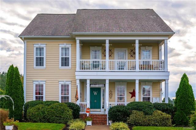 17827 Meriwether Lewis Street, Ruther Glen, VA 22546 (#1839111) :: Abbitt Realty Co.