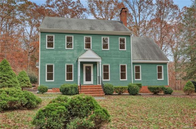 2450 Two Turtles Road, Maidens, VA 23102 (MLS #1839176) :: RE/MAX Action Real Estate