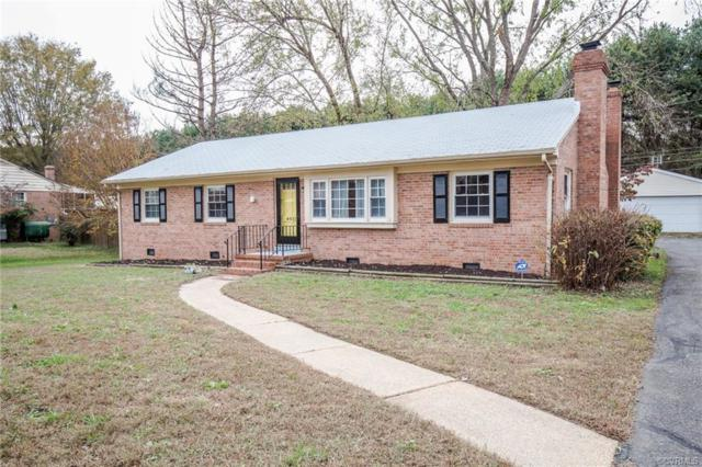 8011 Elliott Drive, Mechanicsville, VA 23111 (#1839188) :: Green Tree Realty