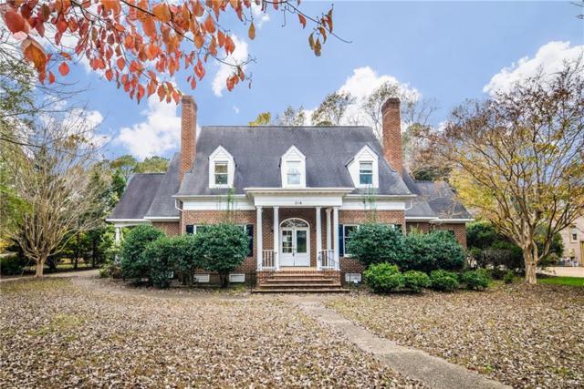 216 Sir Thomas Lunsford Drive, Williamsburg, VA 23185 (#1839219) :: Abbitt Realty Co.