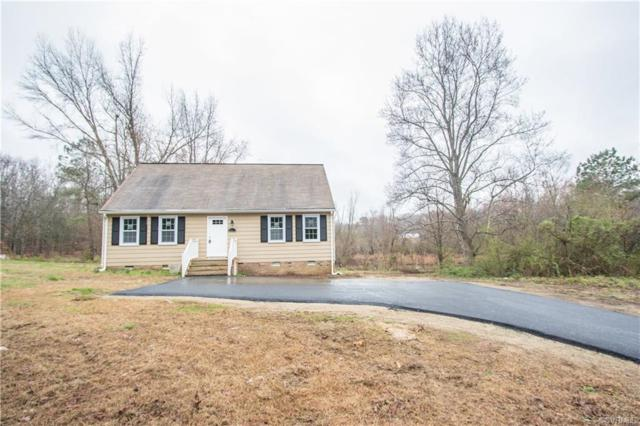 8411 Graves Road, Chesterfield, VA 23803 (MLS #1839227) :: EXIT First Realty