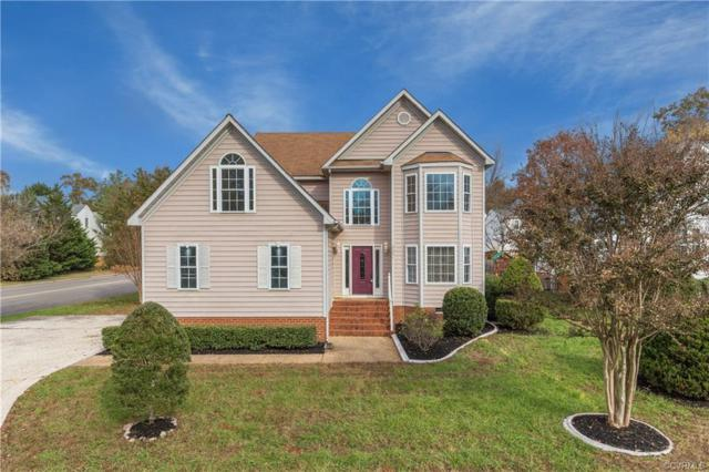 2321 Bridgehaven Terrace, Henrico, VA 23233 (MLS #1839237) :: The RVA Group Realty