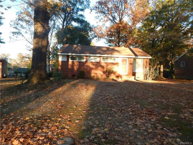2111 Fort Rice Street, Petersburg, VA 23805 (#1839249) :: Abbitt Realty Co.
