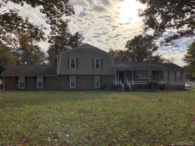 2807 Melanie Lane, Sandston, VA 23150 (MLS #1839300) :: The RVA Group Realty