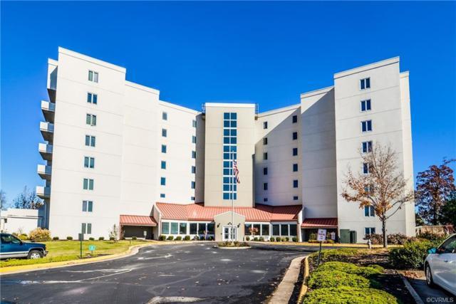 301 Beacon Ridge Drive #503, Hopewell, VA 23860 (MLS #1839315) :: The RVA Group Realty