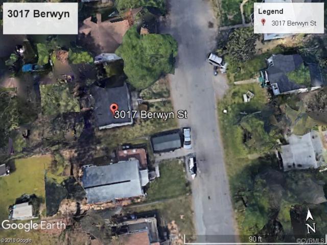 3017 Berwyn Street, Richmond, VA 23234 (#1839320) :: Abbitt Realty Co.