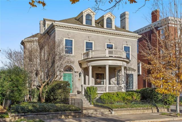 1812 Monument Avenue, Richmond, VA 23220 (MLS #1839345) :: Small & Associates