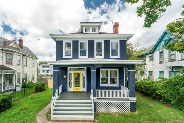2024 Barton Avenue, Richmond, VA 23222 (MLS #1839377) :: Explore Realty Group
