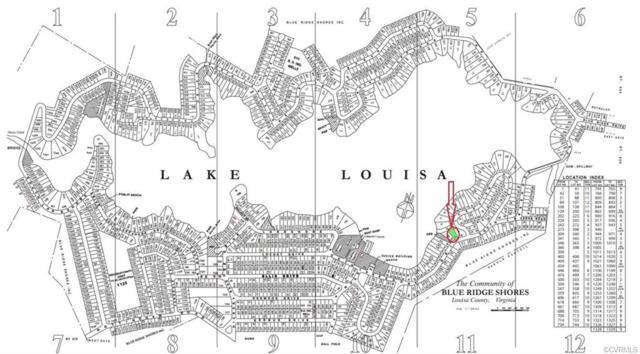 00 S Lakeshore Drive, Louisa, VA 23093 (#1839382) :: Abbitt Realty Co.