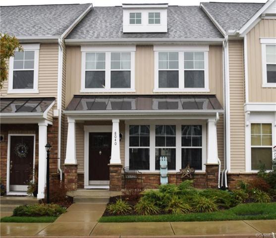 8040 Rutland Village Drive #8040, Mechanicsville, VA 23116 (MLS #1839407) :: RE/MAX Action Real Estate