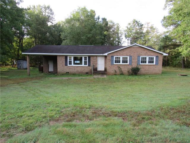 10600 Beaver Bridge Road, Chesterfield, VA 23838 (MLS #1839429) :: The RVA Group Realty