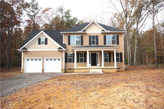 8800 Mansfield Woods Drive, Henrico, VA 23231 (#1839534) :: Abbitt Realty Co.