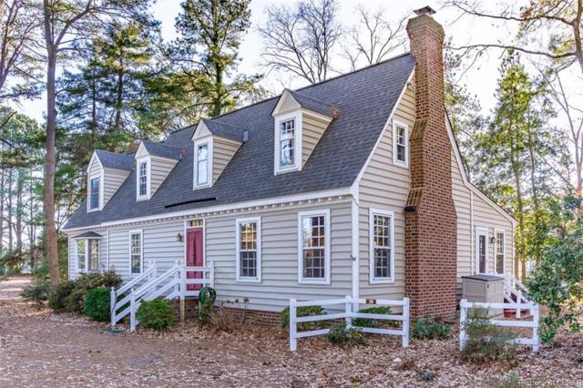 20 Mariners Cove Lane, Redart, VA 23076 (MLS #1839578) :: Chantel Ray Real Estate