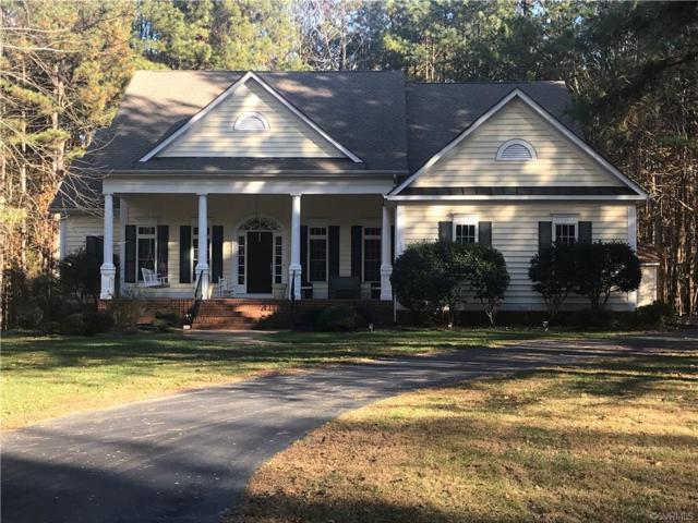 14607 Chesdin Shores Terrace, Chesterfield, VA 23838 (MLS #1839606) :: Chantel Ray Real Estate