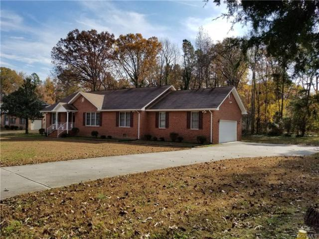1856 Ramblewood Road, Petersburg, VA 23805 (#1839684) :: Abbitt Realty Co.