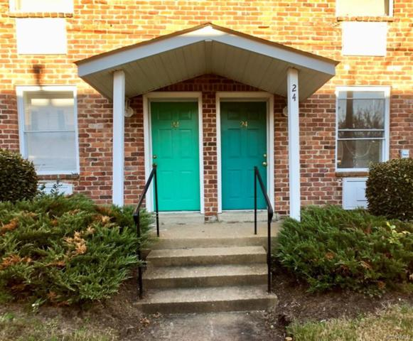 3510 E Richmond Road U24, Richmond, VA 23223 (MLS #1839697) :: EXIT First Realty