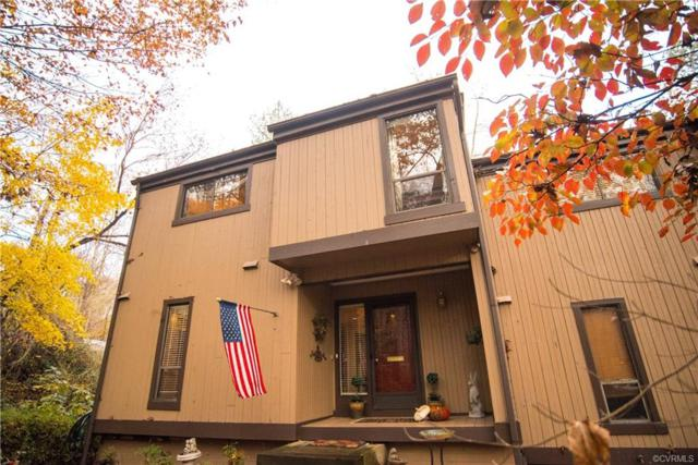 9330 Groundhog Drive #9330, North Chesterfield, VA 23235 (MLS #1839778) :: EXIT First Realty