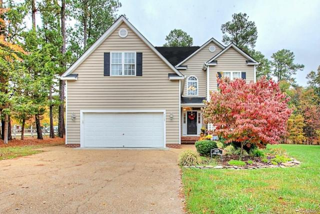 5329 Jacobs Creek Drive, Glen Allen, VA 23060 (MLS #1839797) :: EXIT First Realty