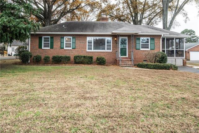 7381 Ford Avenue, Mechanicsville, VA 23111 (#1839847) :: Abbitt Realty Co.
