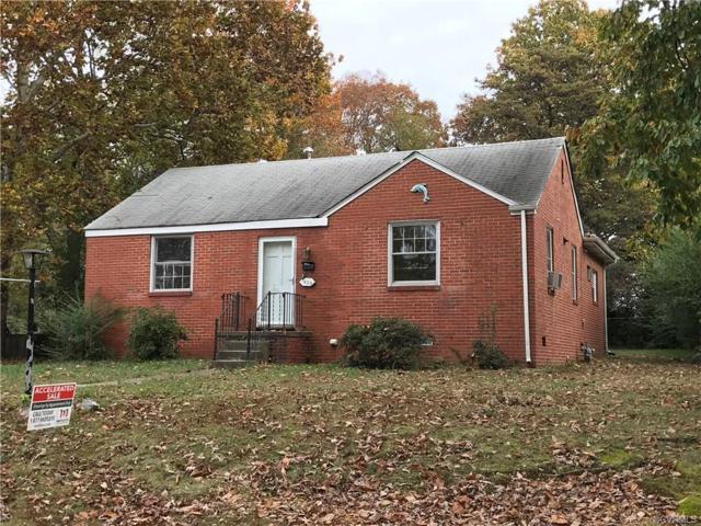 1623 Foster Road, Henrico, VA 23226 (#1839893) :: Abbitt Realty Co.