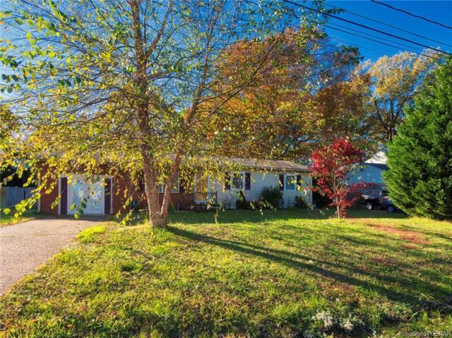 1807 Meadowview Drive, Yorktown, VA 23693 (#1839895) :: Abbitt Realty Co.