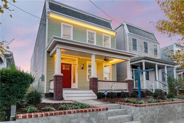 1407 Oakwood Avenue, Richmond, VA 23223 (#1839931) :: Abbitt Realty Co.