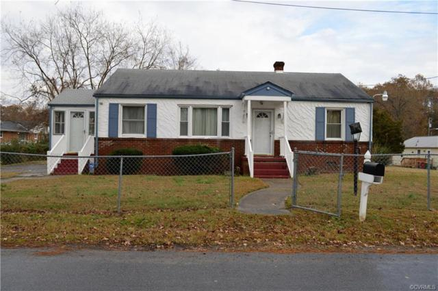 1305 Meadow Street, Hopewell, VA 23860 (#1840007) :: Abbitt Realty Co.