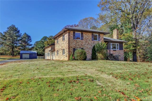 1818 Davis Lane, Hopewell, VA 23860 (#1840213) :: Abbitt Realty Co.