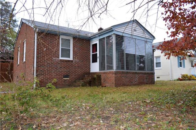 710 Lakeview Avenue, Colonial Heights, VA 23834 (MLS #1840244) :: HergGroup Richmond-Metro