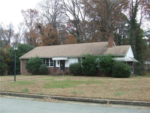 1669 Wilton Road, Petersburg, VA 23805 (#1840282) :: Abbitt Realty Co.