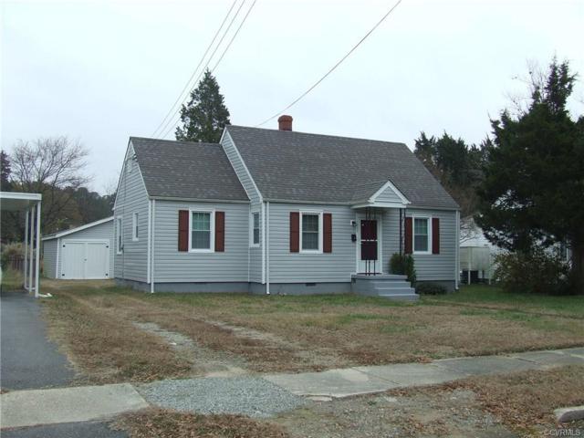 1837 Oakland Street, Petersburg, VA 23805 (#1840284) :: Abbitt Realty Co.