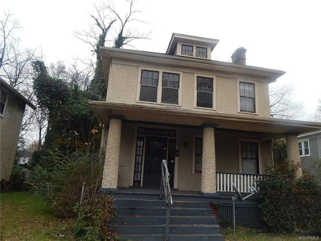 3201 Fendall Avenue, Richmond, VA 23222 (#1840384) :: Abbitt Realty Co.