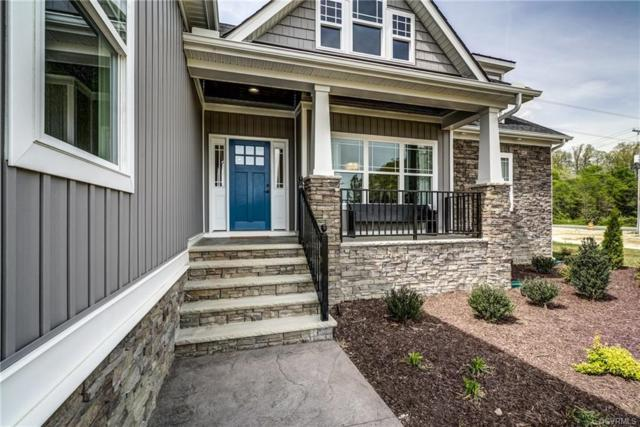 9916 Puddle Duck Lane, Mechanicsville, VA 23116 (MLS #1840388) :: EXIT First Realty